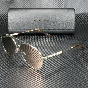 Burberry Rose Gold 57mm Sunglasses